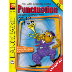 Up With Language Series: Punctuation (Enhanced eBook)