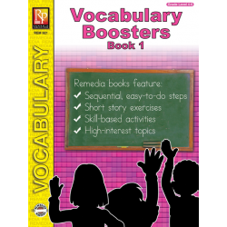 Vocabulary Boosters 1 (eBook)