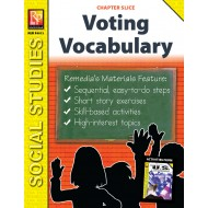 Voting Vocabulary (Chapter Slice)