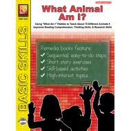 What Animal Am I? (eBook)