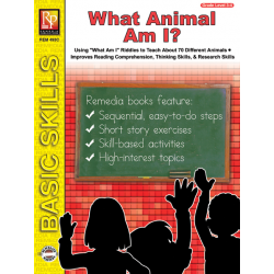 What Animal Am I? (eBook)