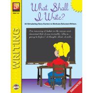 What Shall I Write? (Enhanced eBook)