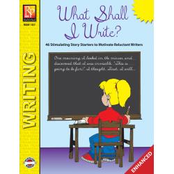 What Shall I Write? (Enhanced eBook)