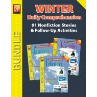 Daily Comprehension: Winter (Bundle)