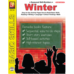 Winter Activities for All Subjects (eBook)