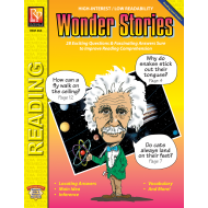 Wonder Stories - Reading Level 1 (eBook)