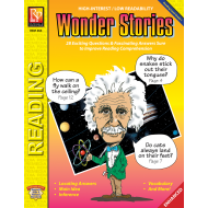 Wonder Stories - Reading Level 1 (Enhanced eBook)