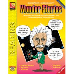 Wonder Stories - Reading Level 1 (Enhanced eBook)