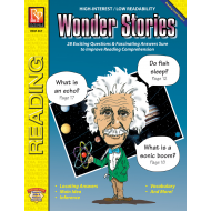 Wonder Stories - Reading Level 2 (eBook)