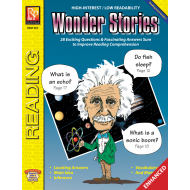 Wonder Stories - Reading Level 4 (Enhanced eBook)