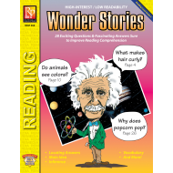 Wonder Stories - Reading Level 3 (eBook)