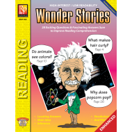 Wonder Stories - Reading Level 3 (Enhanced eBook)