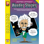 Wonder Stories - Reading Level 4 (eBook)