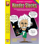 Wonder Stories - Reading Level 5 (eBook)