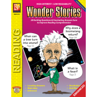 Wonder Stories - Reading Level 5 (Enhanced eBook)