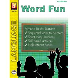 Word Fun: Vocabulary Challenges (eBook)