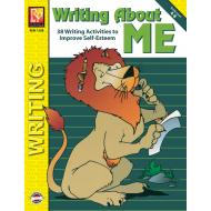 Character Development & Self Esteem: Writing About Me (eBook)
