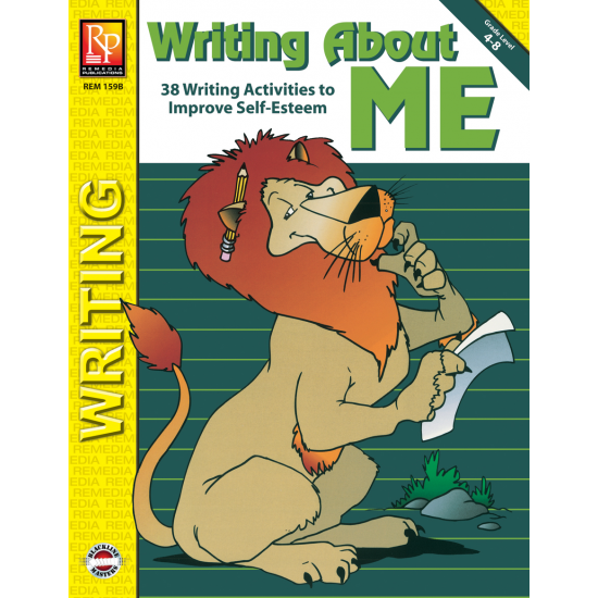 Character Development & Self Esteem: Writing About Me (eBook)