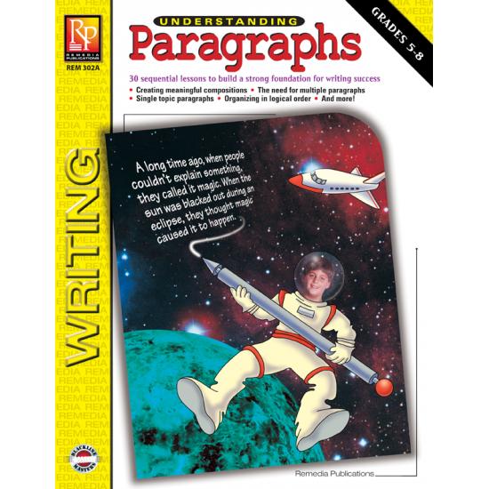 Writing Basics Series: Understanding Paragraphs (eBook)
