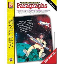 Writing Basics Series: Understanding Paragraphs (Enhanced eBook)