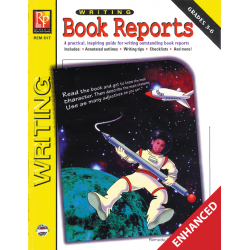 Writing Basics Series: Writing Book Reports (Enhanced eBook)