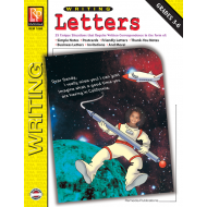 Writing Basics Series: Writing Letters (eBook)