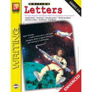 Writing Basics Series: Writing Letters (Enhanced eBook)