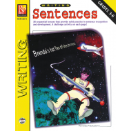 Writing Basics Series: Writing Sentences (eBook)