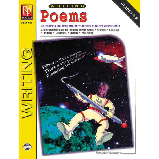 Writing Basics Series: Writing Poems (eBook)