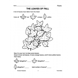 Plants: Skill-Based Activities for Grades 3-4 (eBook)