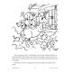 Bremen Town Musicians: Read & Color (Enhanced eBook)