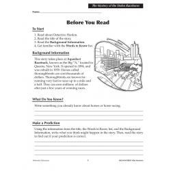 High-Interest Mini Mysteries: Featuring Detective Hanlon (eBook)