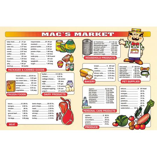 Market Math (eBook)