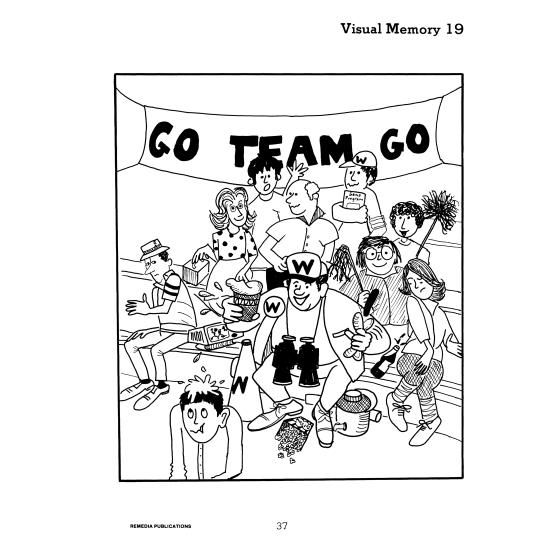 Improving Visual Memory 2 (eBook)