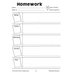 Teacher's Book of Forms (eBook)