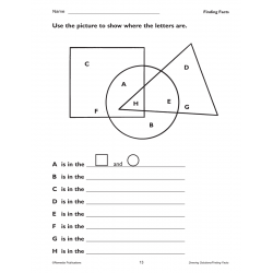 Primary Thinking Skills: Drawing Solutions / Finding Facts (eBook)