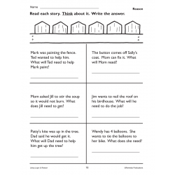 Primary Thinking Skills: Using Logic & Reason (eBook)
