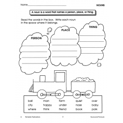 Easy Language Series: Easy Nouns & Pronouns (eBook)