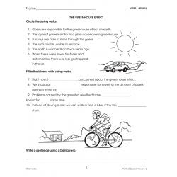 Parts of Speech - Grades 4-5 (Enhanced eBook)