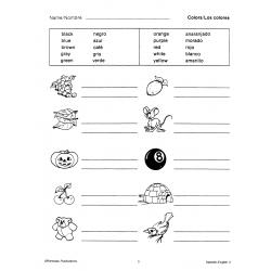 Spanish-English Vocabulary-Building Activities 2 (eBook)