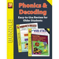 Phonics & Decoding for Older Students (Bundle)