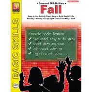 Seasonal Skill-Builders: Fall (eBook)