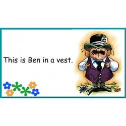 Google Classroom Bundle: The Adventures in Vowels Series (10 set)