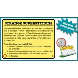 Specific Reading Strategies SUPER BUNDLE! **200 SKILL-SPECIFIC GOOGLE SLIDES**