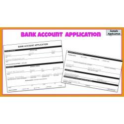 BANK ACCOUNT MATH: Life Skills GOOGLE SLIDES Activities- money, debit cards...