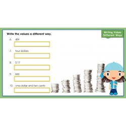 Google Classroom: Money Part 3