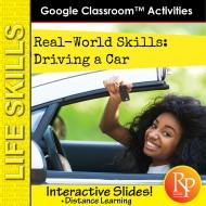 Google Slides: Real-World Skills: Driving A Car
