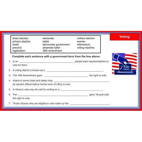 Google Classroom: Voting Activities