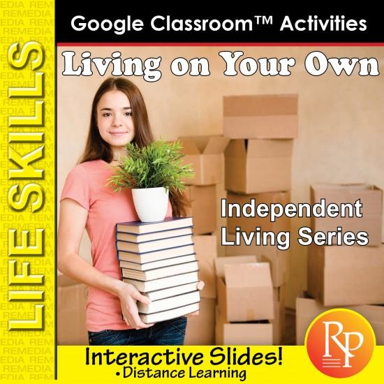 Google Slides: Independent Living - Living On Your Own