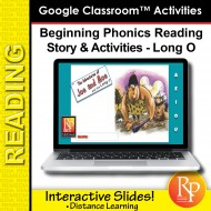 Google Classroom: The Long O: The Adventures of Joe and Moe